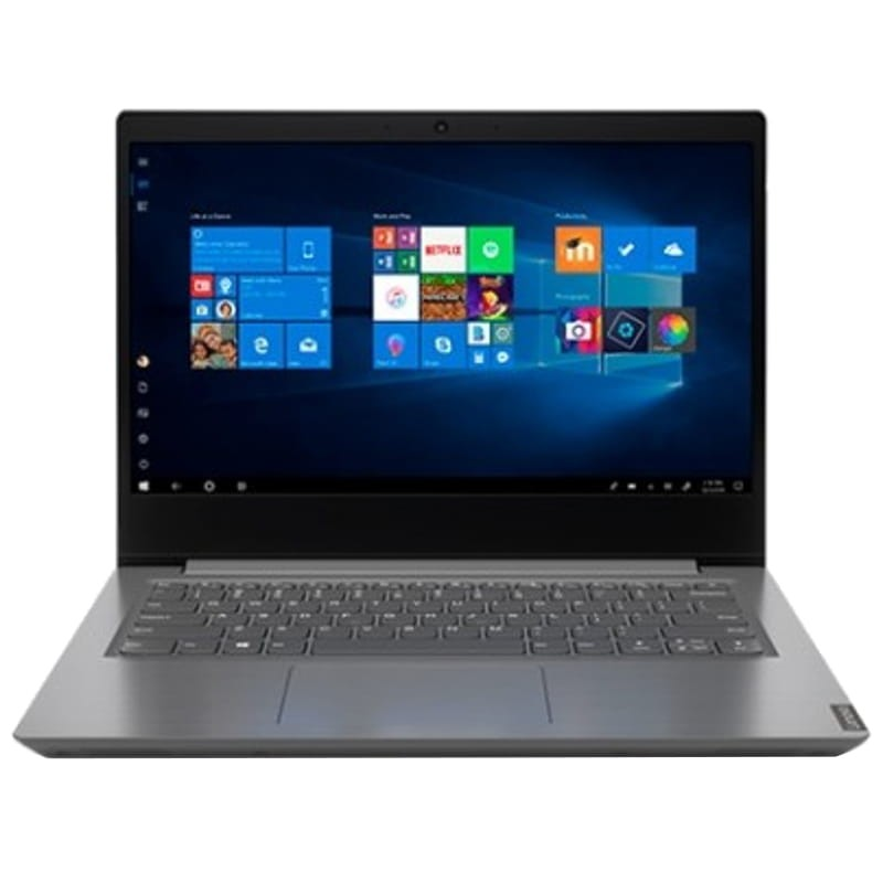 Lenovo V V14 Intel i5-1035G1/8GB/512GB SSD/FullHD/W10 Home/Cinzento - 82C40079SP - Portátil 14