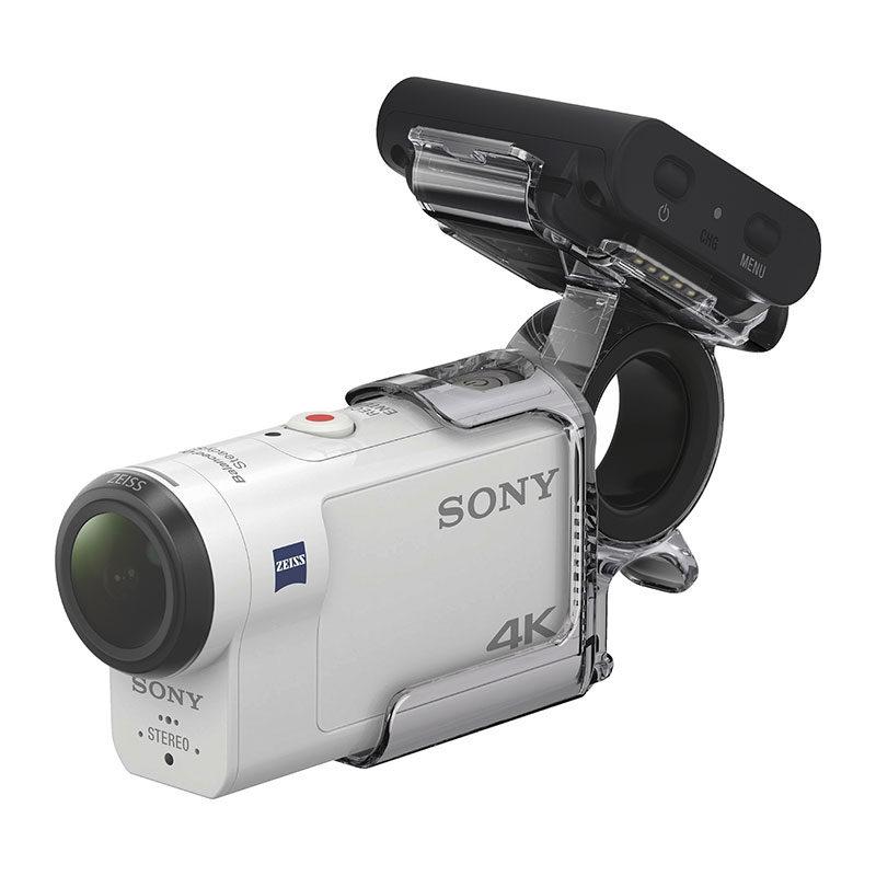Sony FDR-X3000R 4K action cam Winter kit