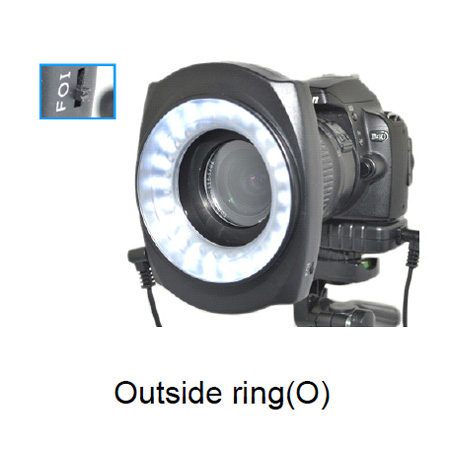 JJC LED-48IO Macro LED Ringlight