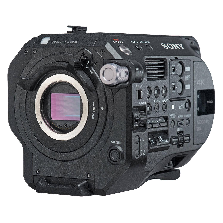 Câmera de vídeo Sony PXW-FS7 II 4K