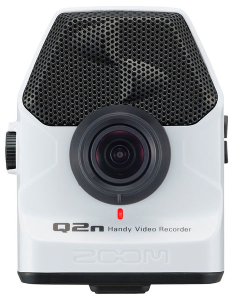 Zoom Q2n White