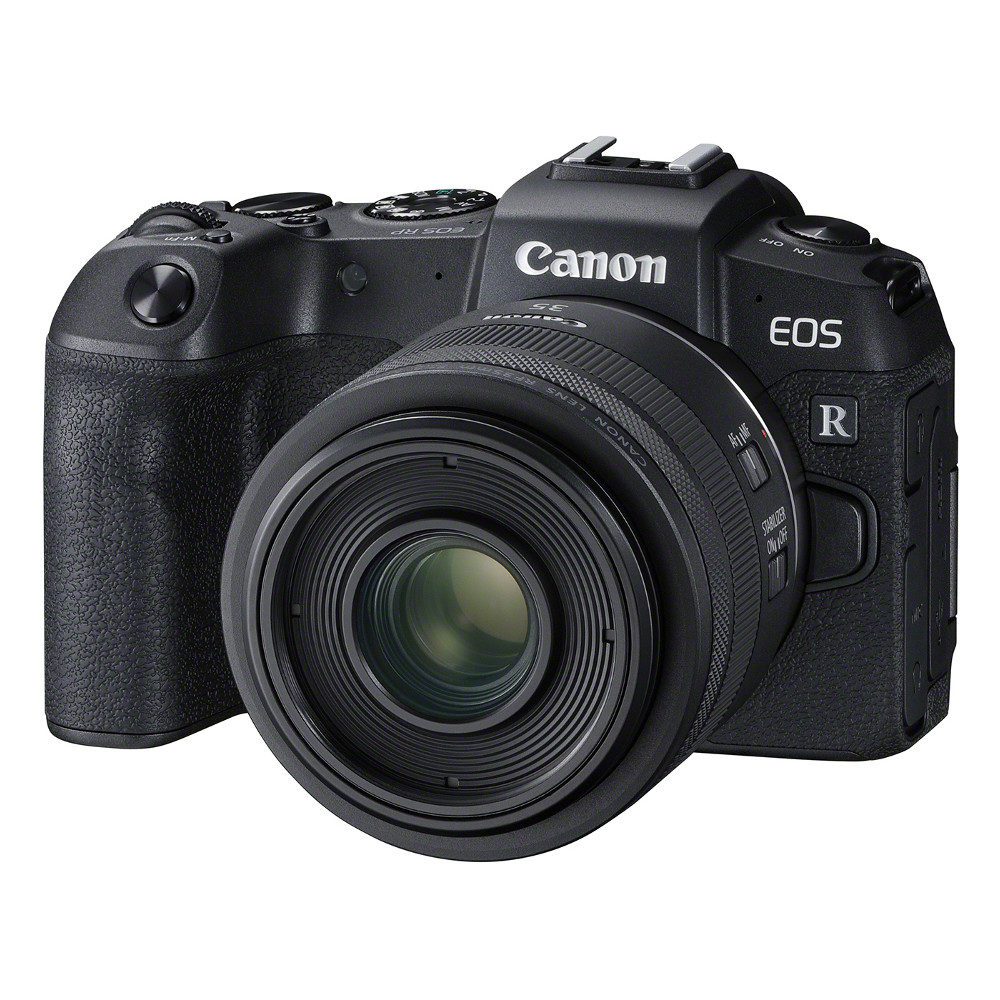 Canon EOS RP + RF 35 mm f / 1.8 Macro IS STM