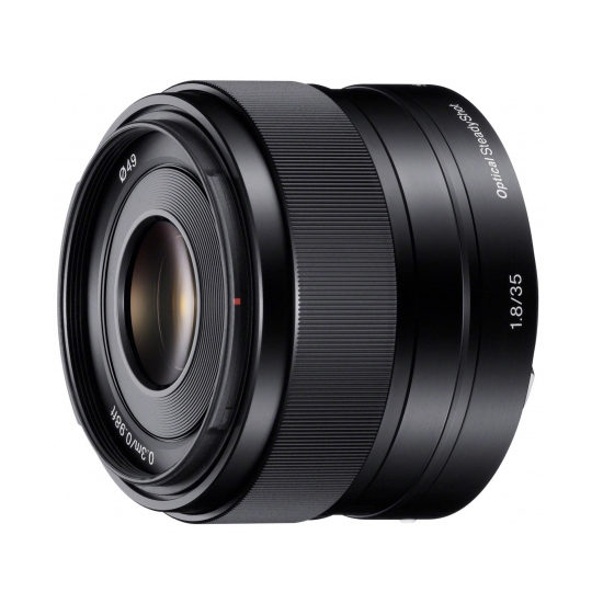 Sony E 35mm f/1.8 OSS (SEL35F18.AE)