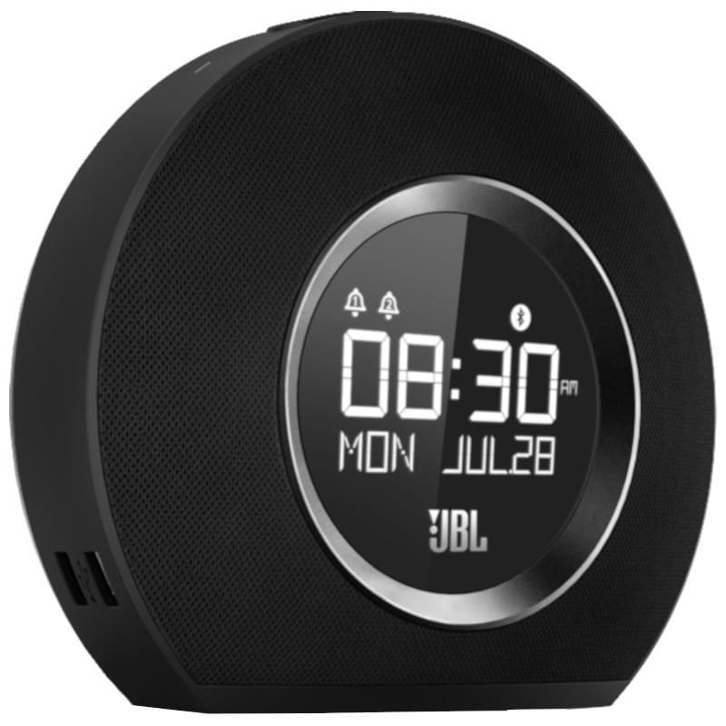 JBL Horizon Coluna Despertador Bluetooth com Radio Preto