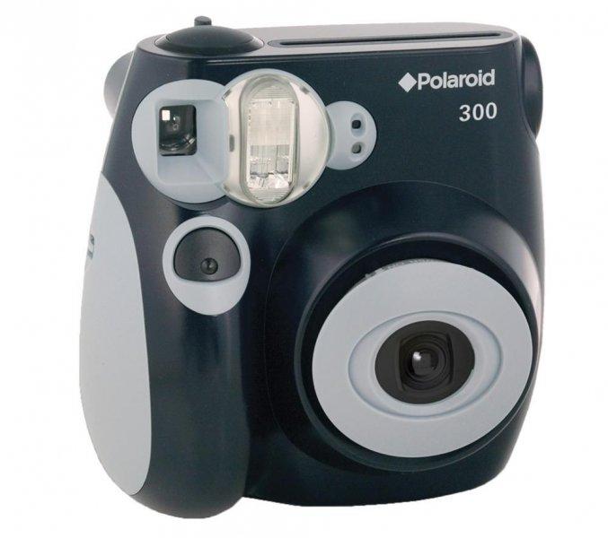 POLAROID PIC300 - preta + POLAROID Rolo a cores PIF300