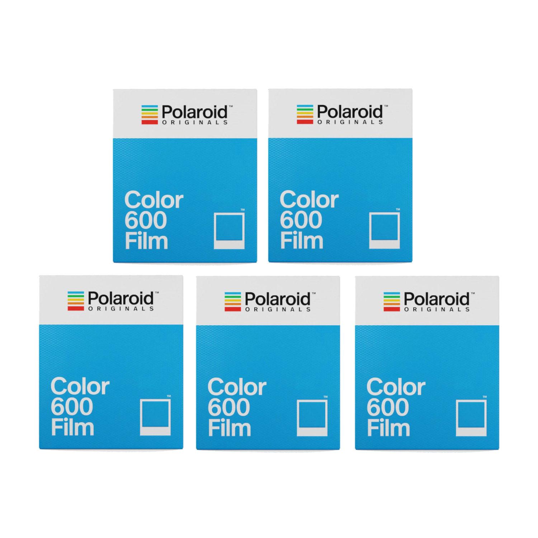 Polaroid Originals Color film voor 600 - 5-pack