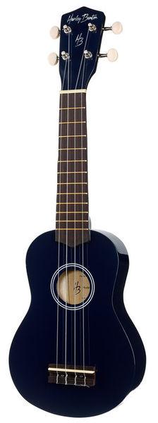 Harley Benton UK-12 Soprano Ukulele Blue