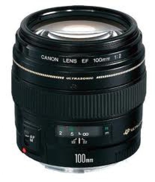 CANON Objectiva EF 100mm f/2 USM