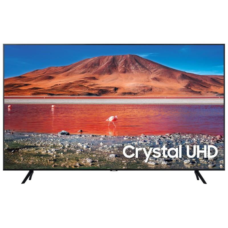 "Samsung 55TU7072 55"" 4K Crystal UltraHD Smart TV LED"