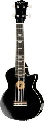 Harley Benton UK-L100E BK Soprano Ukulele
