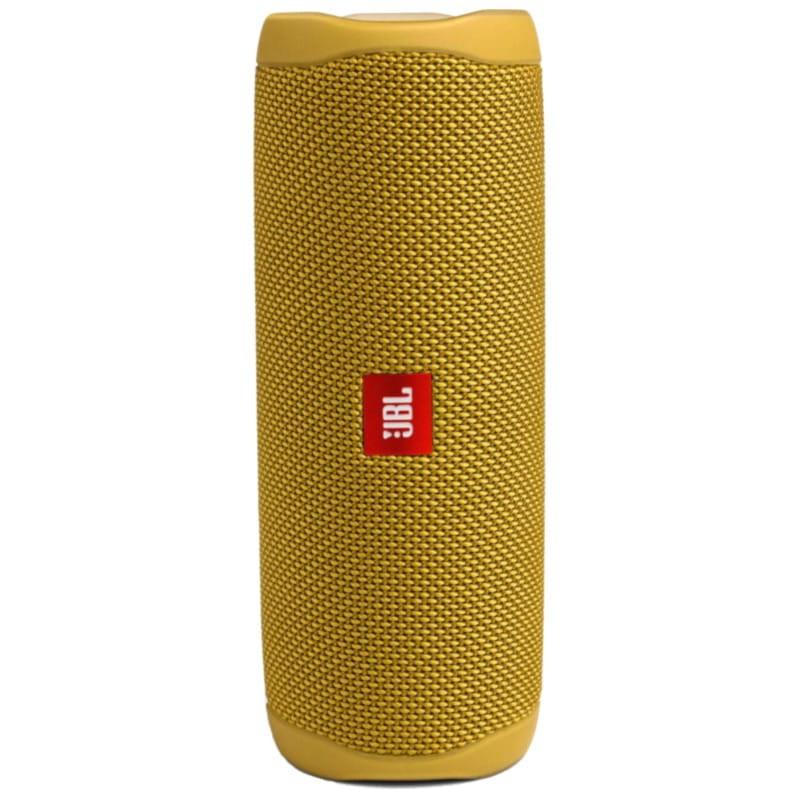 Altifalante Bluetooth JBL Flip 5 Amarelo