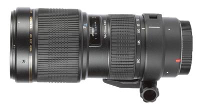 Tamron SP AF 70-200mm f/2,8 DI LD (IF) Macro