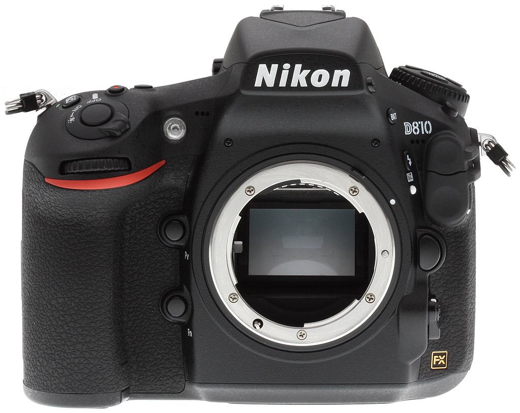 Nikon D810 (corpo)