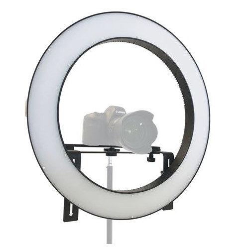 Falcon Eyes Wi-Fi bicolor LED anel lâmpada regulável DVR-160TW