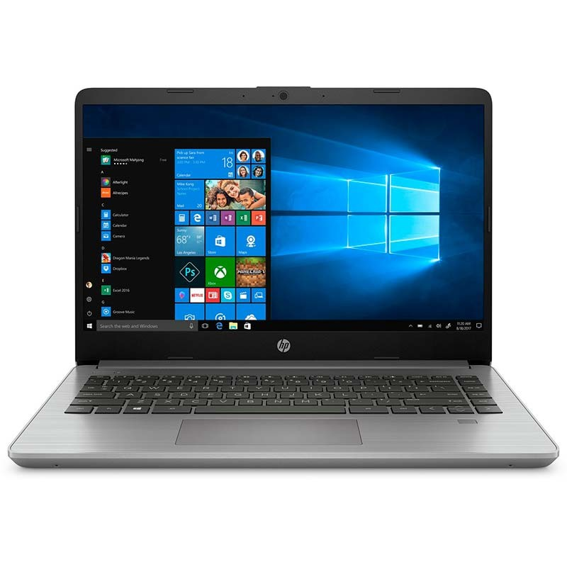 HP 340S G7 Intel i5-1035G1/8GB/256GB/FullHD/W10 Pro - 8VV01EA - Portátil 14