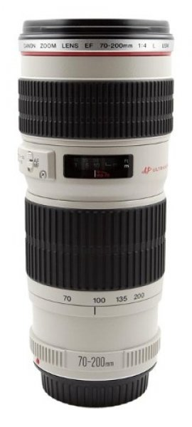 CANON OBJECTIVA EF 70-200 MM F/4L USM