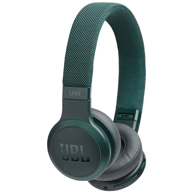 JBL Live 400BT Verde - Auscultadores Bluetooth
