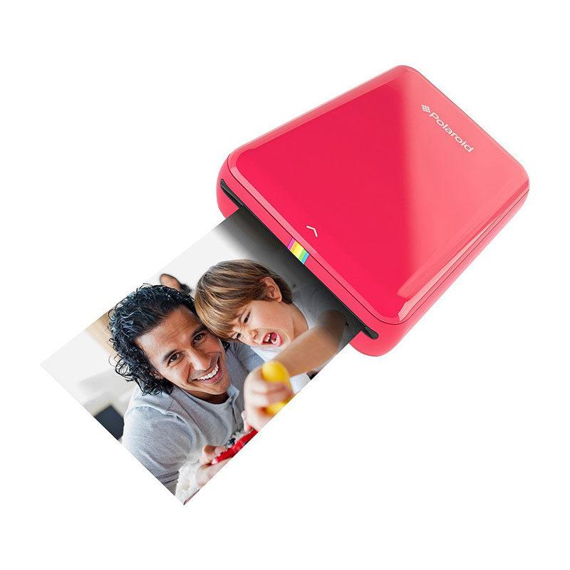 Polaroid Zip Mobile Vermelho