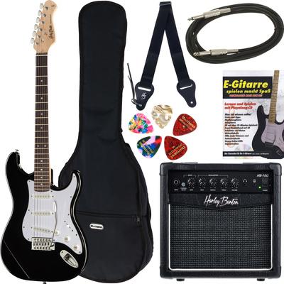 Guitar Set G13 Black