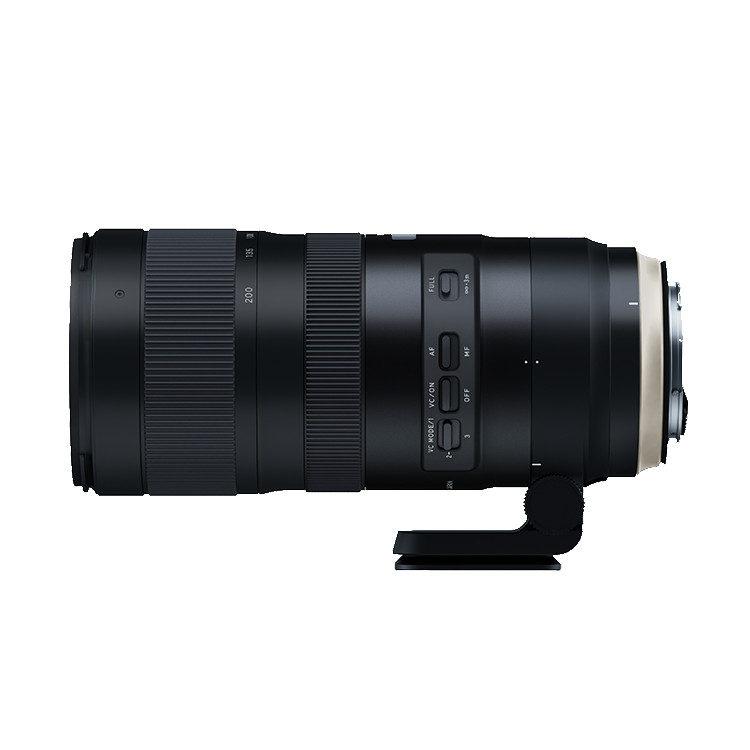 Objetiva Tamron 70-200mm f/2.8 DI VC USD G2 para Canon