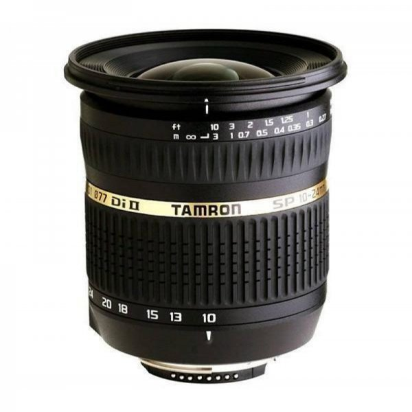 TAMRON Objectiva SP AF 10-24 mm F/3,5-4,5 Di II LD asférica [IF]
