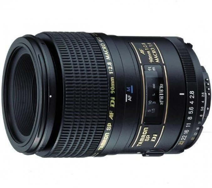 TAMRON Objectiva SP AF 90mm F/2,8 Di MACRO 1:1