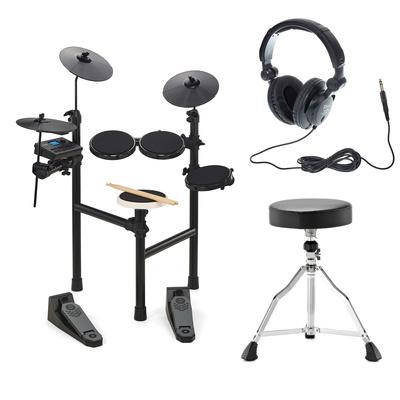 Hitman HD-7 Sonic E-Drum Set Bundle