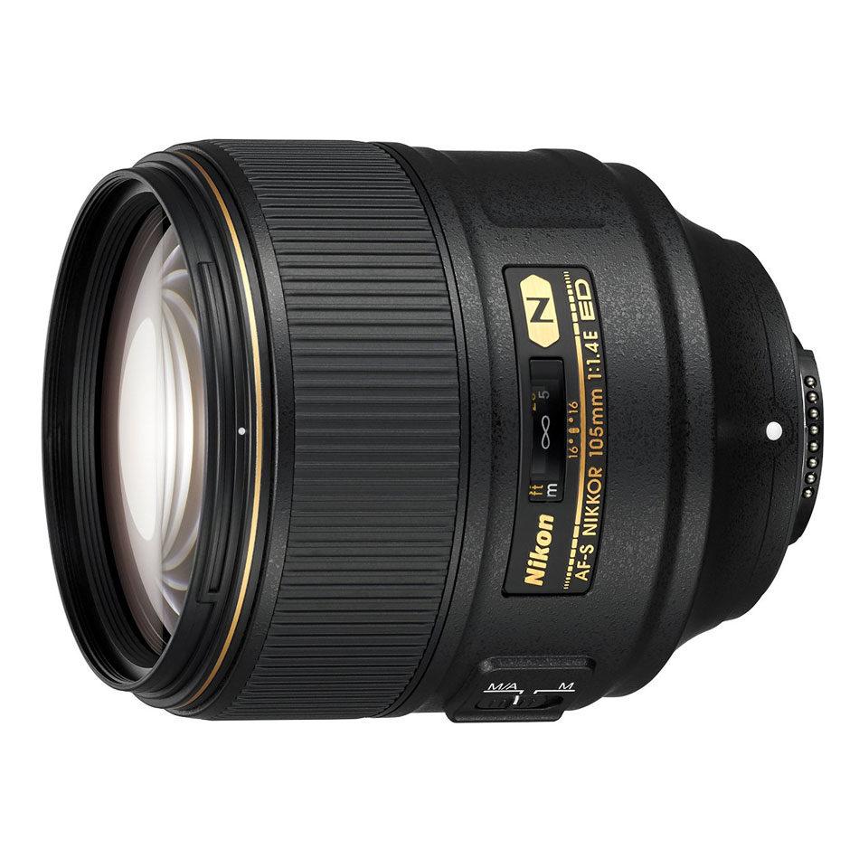 Objetiva Nikon 105mm f/1.4 E ED AF-S