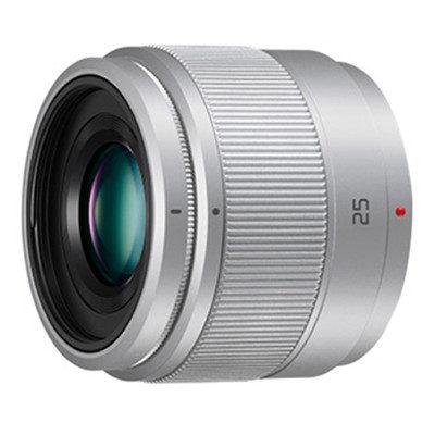 Panasonic Lumix G 25mm f/1.7 cinza
