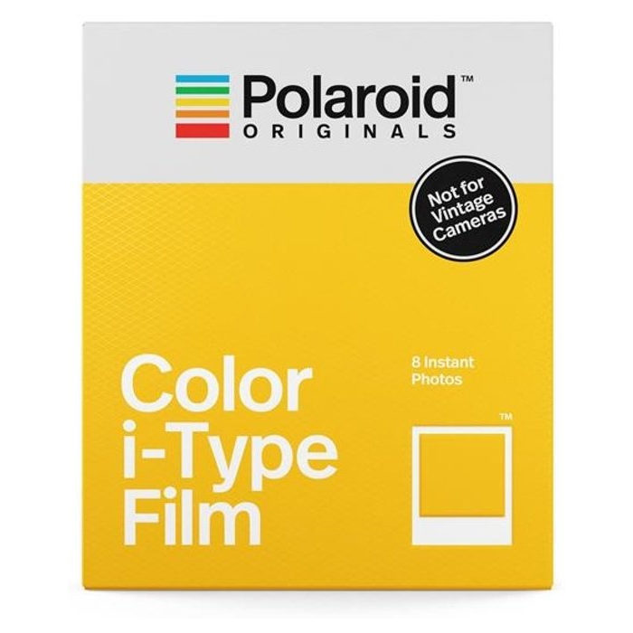 Polaroid Color film voor i-Type
