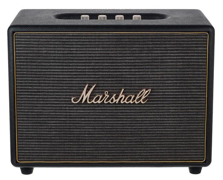 Marshall Woburn Multi Room Black