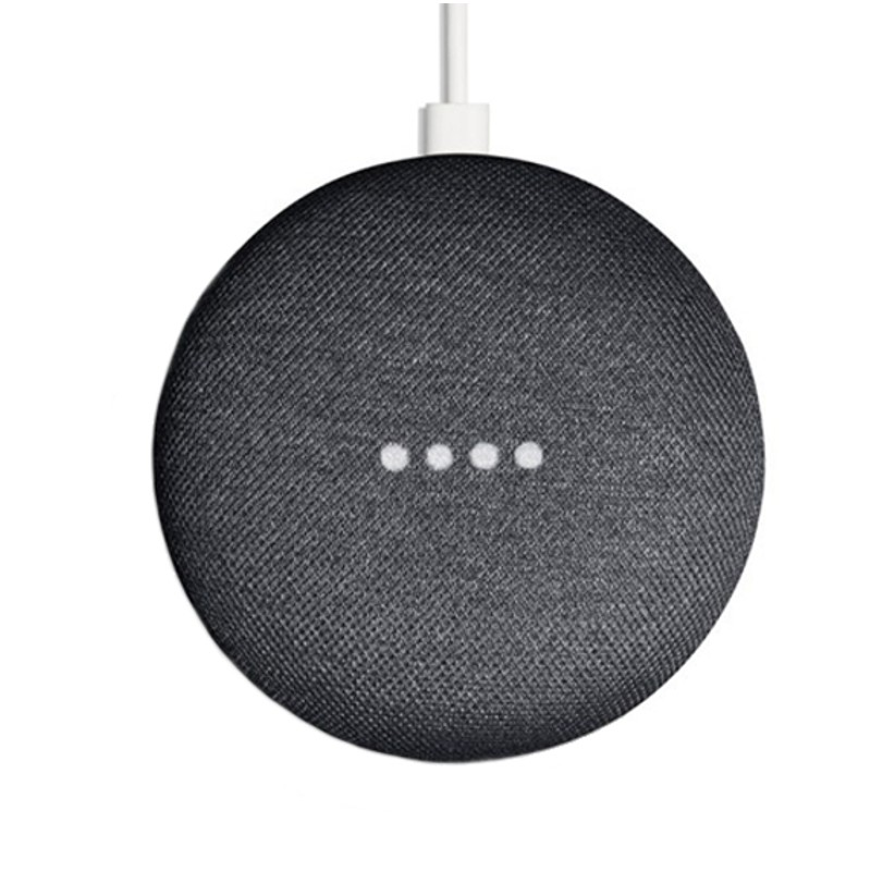 Google Home Mini Cinzento Carvão - Coluna Inteligente