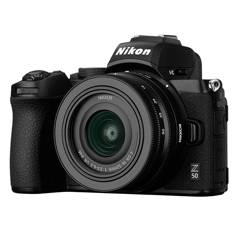Nikon Z50 + 16-50mm f / 3.5-6.3 VR
