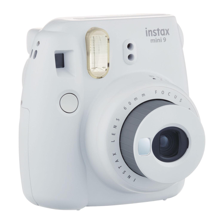 Fujifilm instax mini 9 - Branco Esfumado + 20 Foto