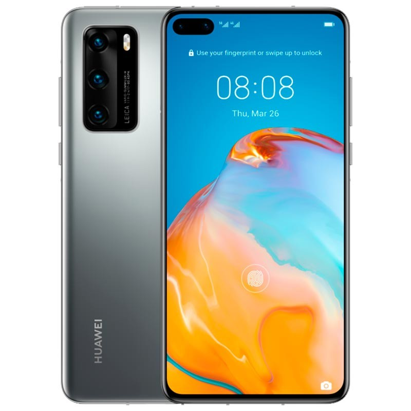 Huawei P40 8GB/128GB DS Silver Frost
