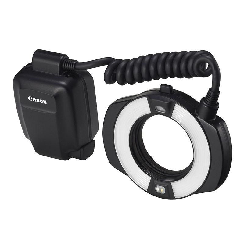 Canon MR-14EX II Macro Ringlite flitser