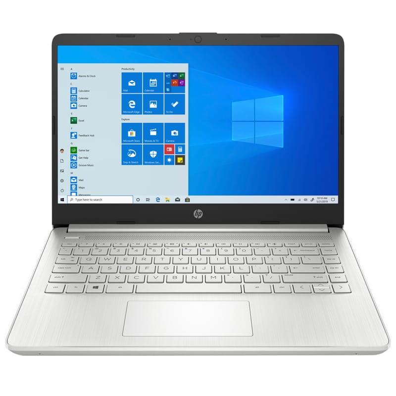 HP 14S-DQ1034NS i7-1065G1/8GB/512GB SSD/W10 Home - 16D40EA - Portátil 14