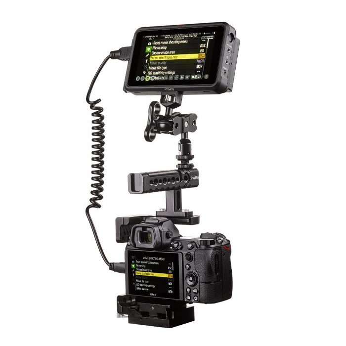 Nikon Z6 systeemcamera Essential Video Kit