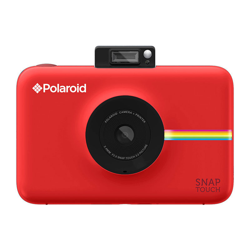 Polaroid Snap Touch Red