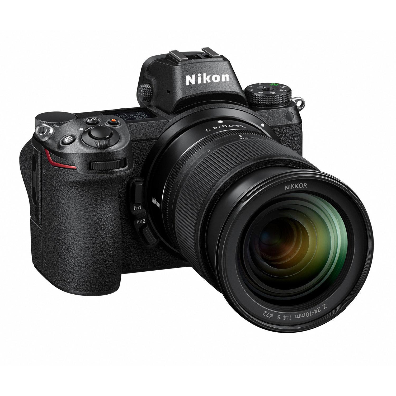 Nikon Z7 + 24-70mm f / 4.0