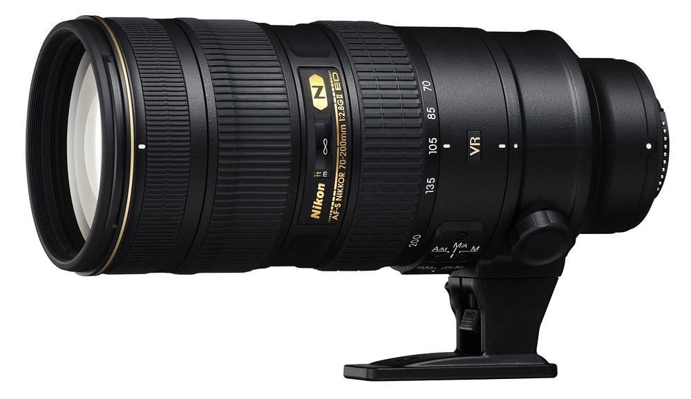 Nikon Nikkor AF-S VR 70-200mm f/2.8 G ED II