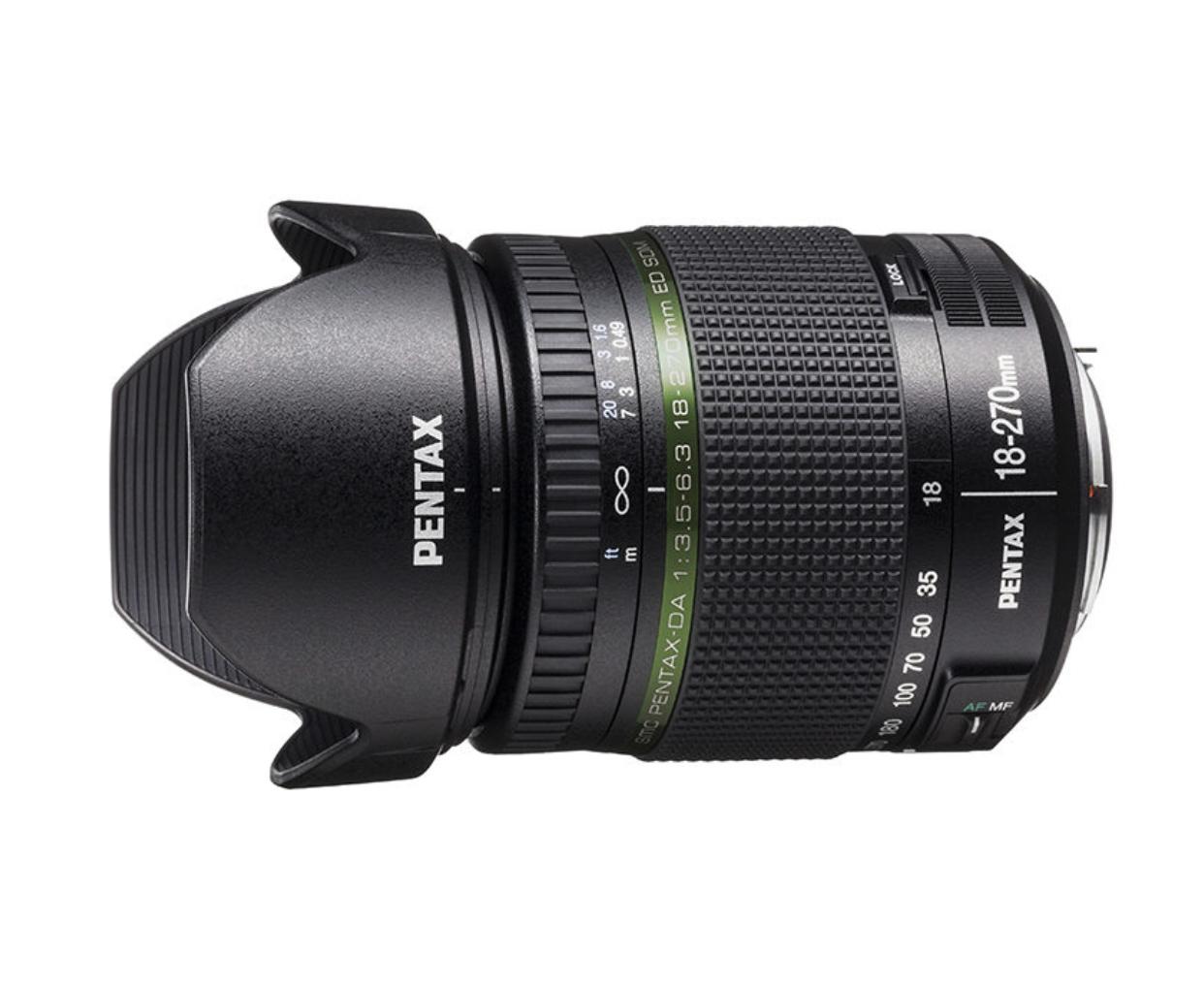 Pentax DA 18-270mm f/3.5-6.3 SDM K-mount