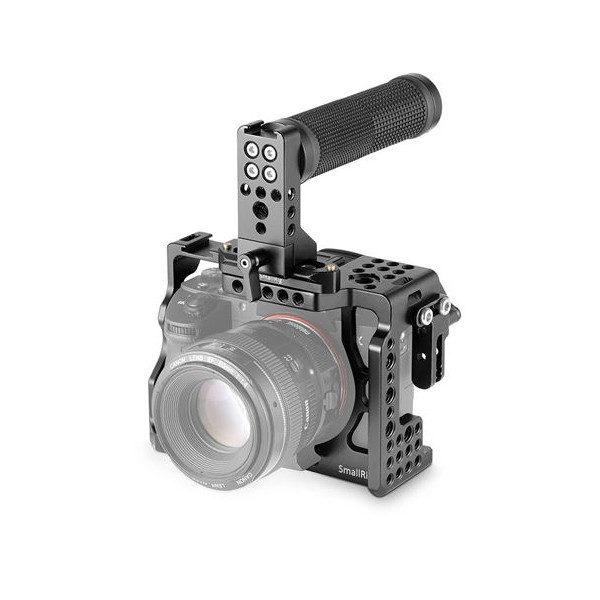 Kit SmallRig 2096 Cage para Sony A7R III e A7 III