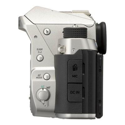 Pentax KP DSLR Body Silver