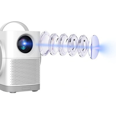 Projetor LED H1 Portátil