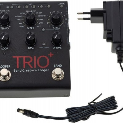 Digitech Trio+ Band Creator