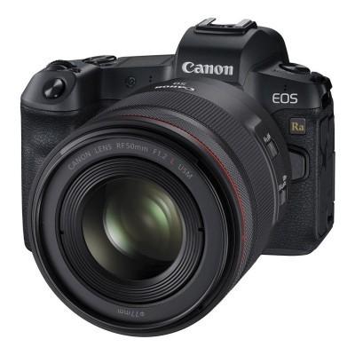 Canon EOS Ra System Corpo Preto