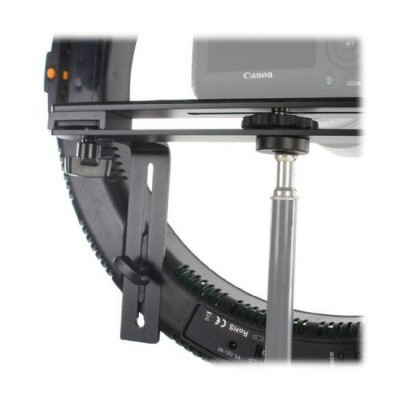 Falcon Eyes LED Anel Lâmpada Regulável DVR-512DVC em 230V