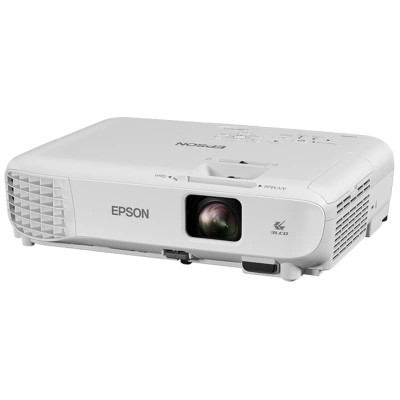 Epson EB-W05 3300 Lumens 3LCD WXGA (1280x800) Branco