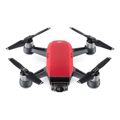 DJI Spark Lava Red drone